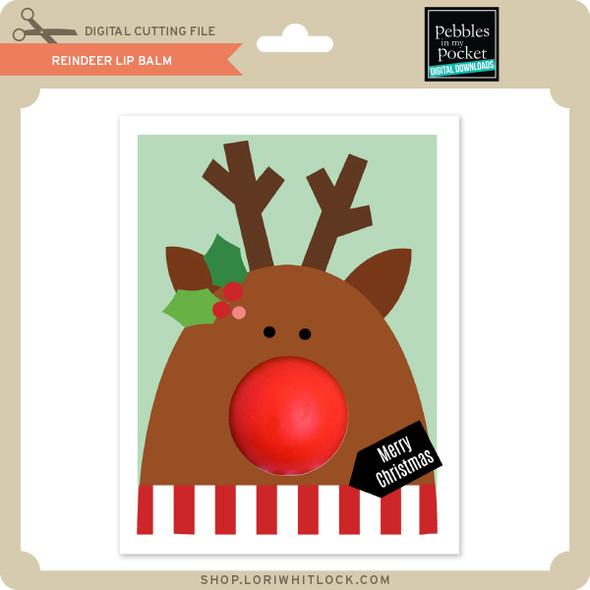 Reindeer Lip Balm