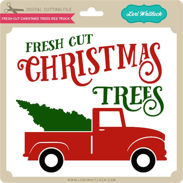 Fresh Cut Christmas Trees 2