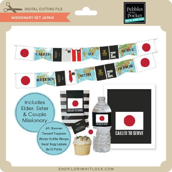 Missionary Set Japan