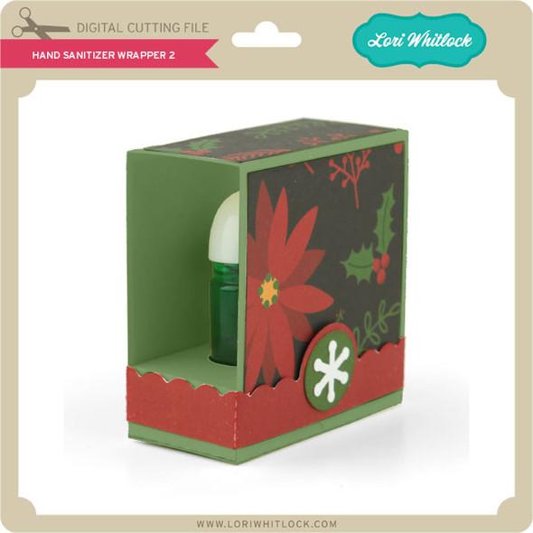 Hand Sanitizer Wrapper 2
