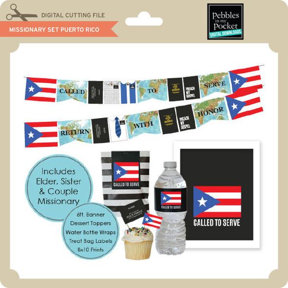 Missionary Set Puerto Rico