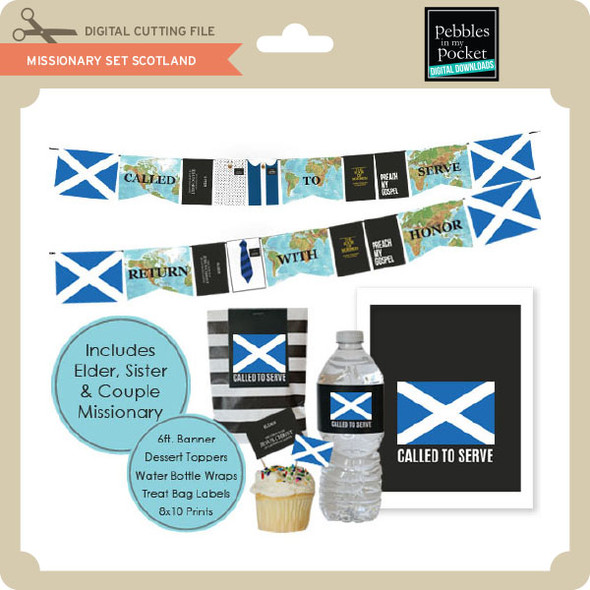 Missionary Set Scotland