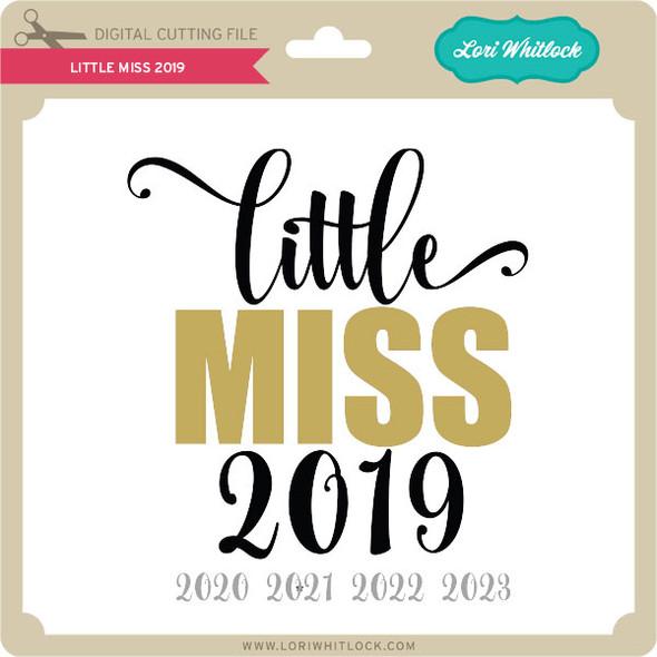 Little Miss 2019