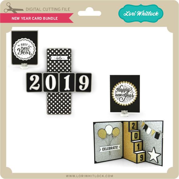 New Year Card Bundle