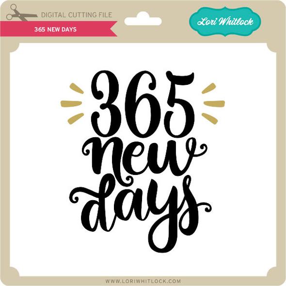 365 New Days 2