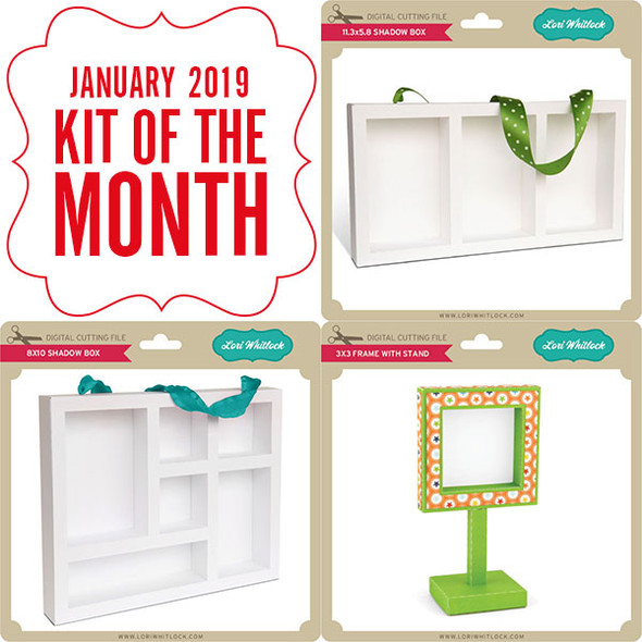 2019 January Kit of the Month