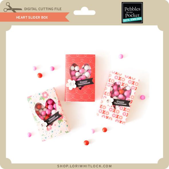 Heart Slider Box