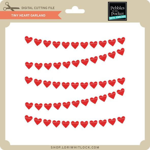 Tiny Heart Garland