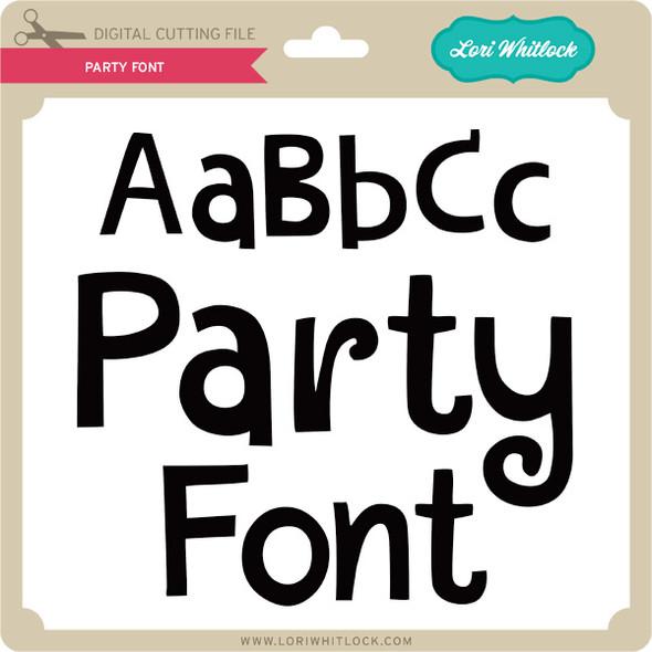 Party Font