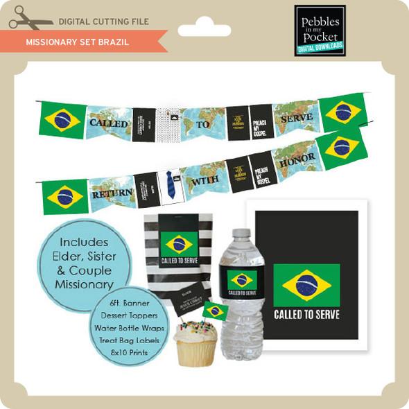 Missionary Set Brazil