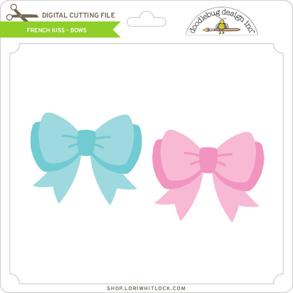 French Kiss - Bows