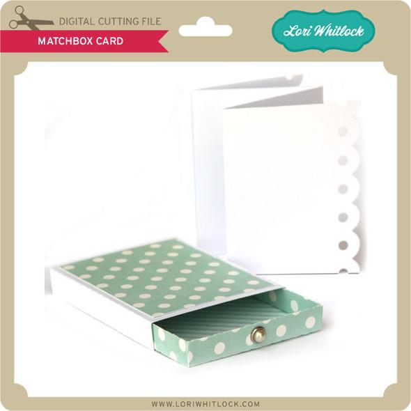 Matchbox Card