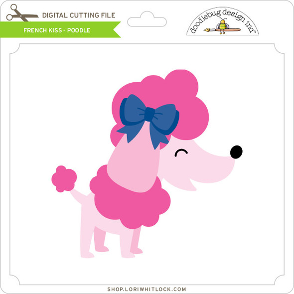 French Kiss - Poodle