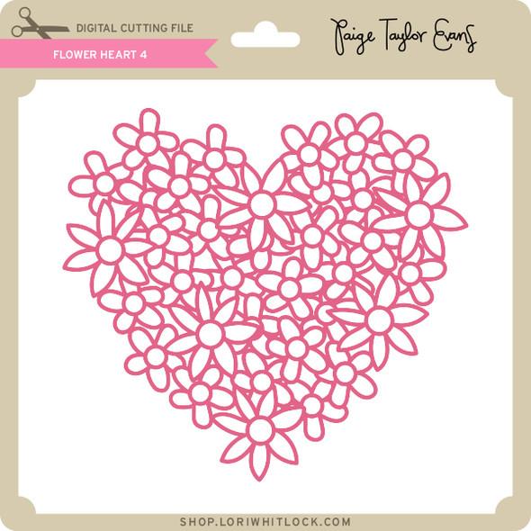 Flower Heart 4