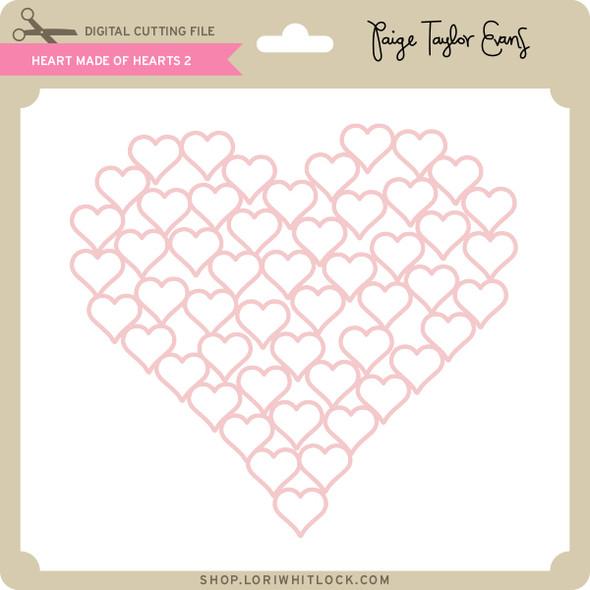 Heart Made of Hearts 2