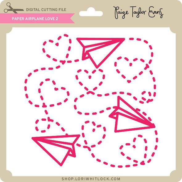 Paper Airplane Love 2