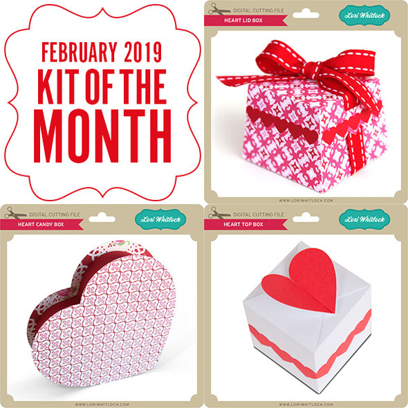 2019 February Kit of the Month