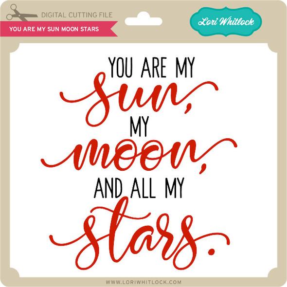You are My Sun Moon Stars 2