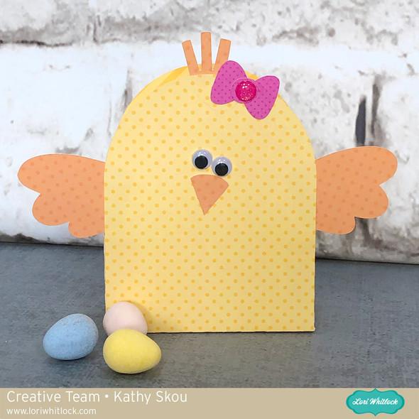 Favor Box Chick