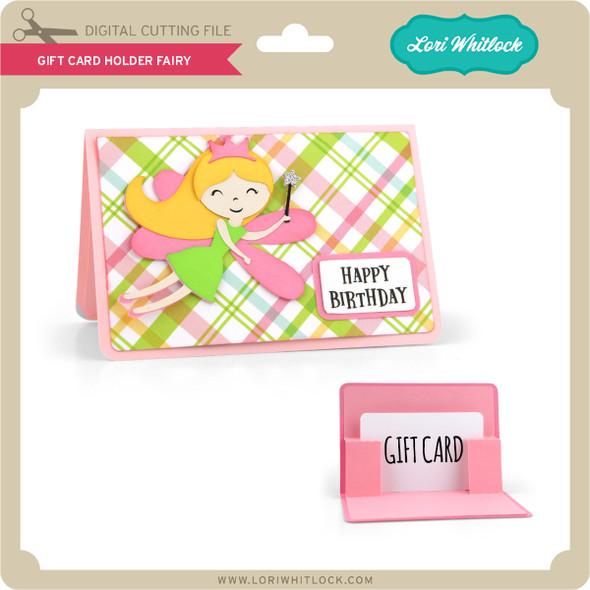 Gift Card Holder Fairy
