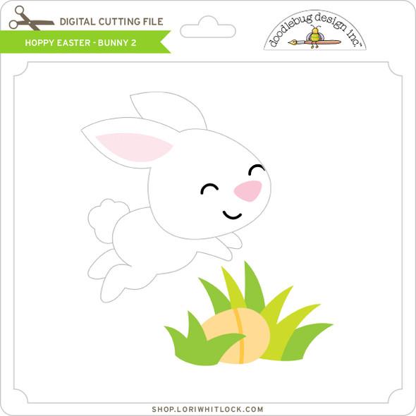 Hoppy Easter - Bunny 2