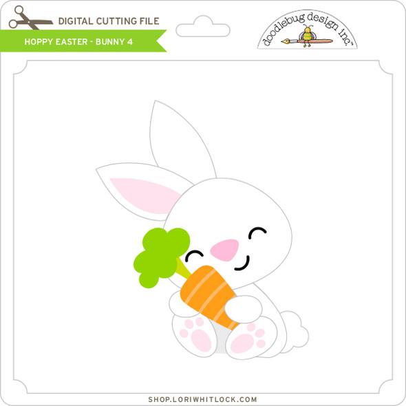 Hoppy Easter - Bunny 4