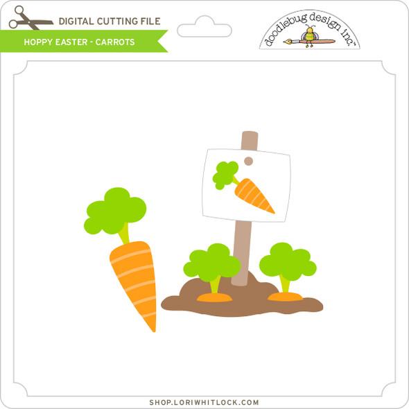 Hoppy Easter - Carrots