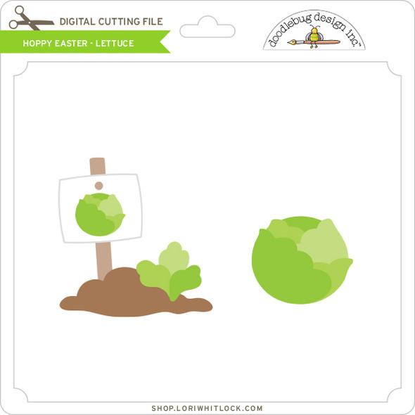 Hoppy Easter - Lettuce