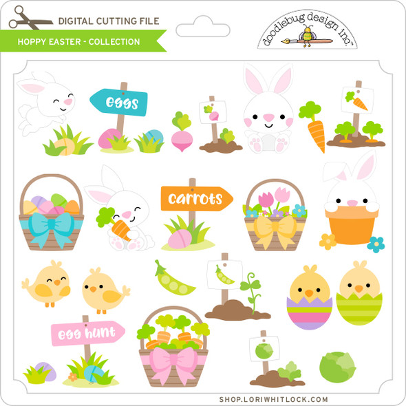 Hoppy Easter - Collection