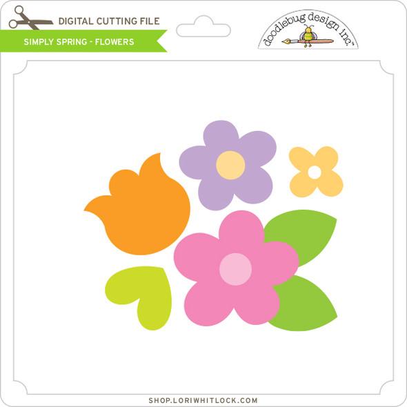Simply Spring - Flowers
