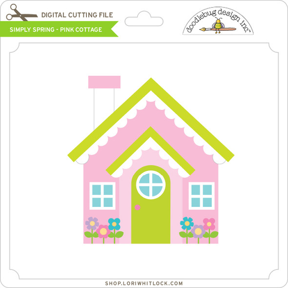 Simply Spring - Pink Cottage