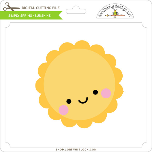 Simply Spring - Sunshine