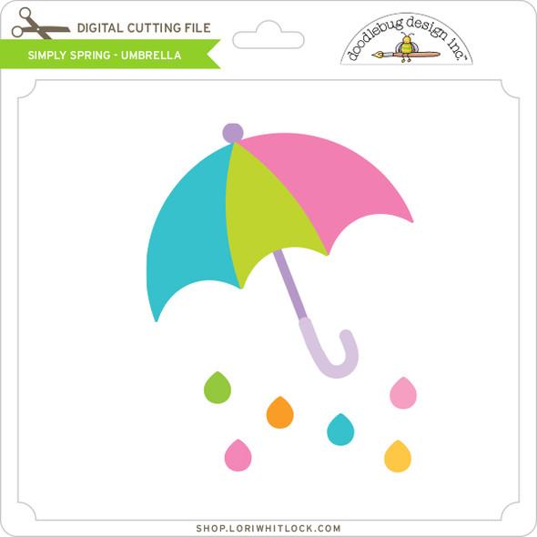 Simply Spring - Umbrella