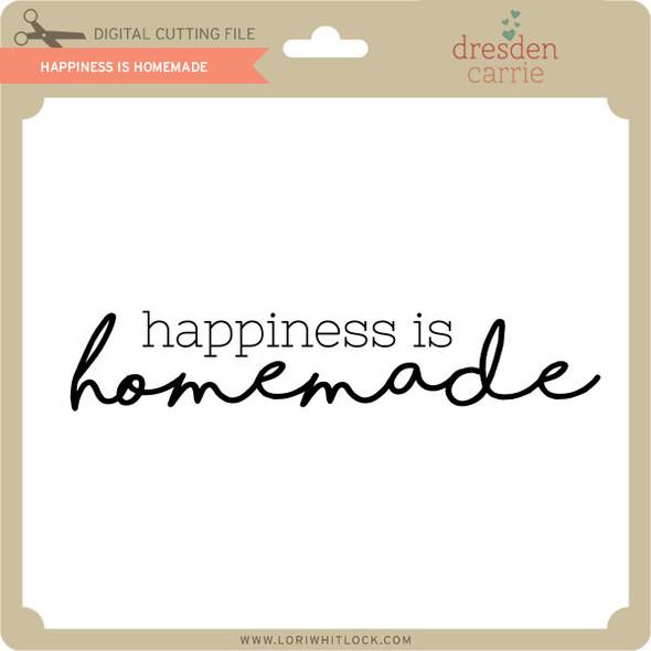 Happiness Homemade