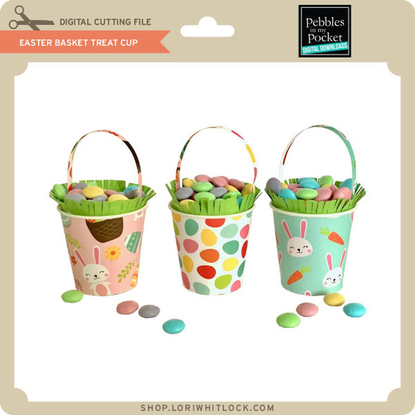 Easter Basket Treat Cup