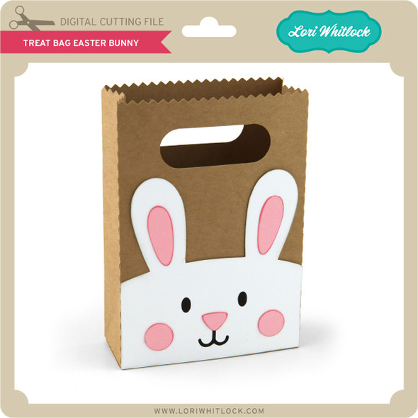 Treat Bag Easter Bunny