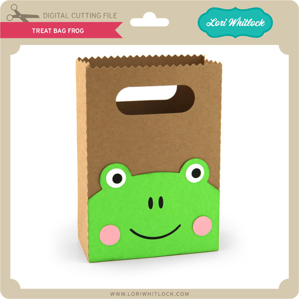 Treat Bag Frog