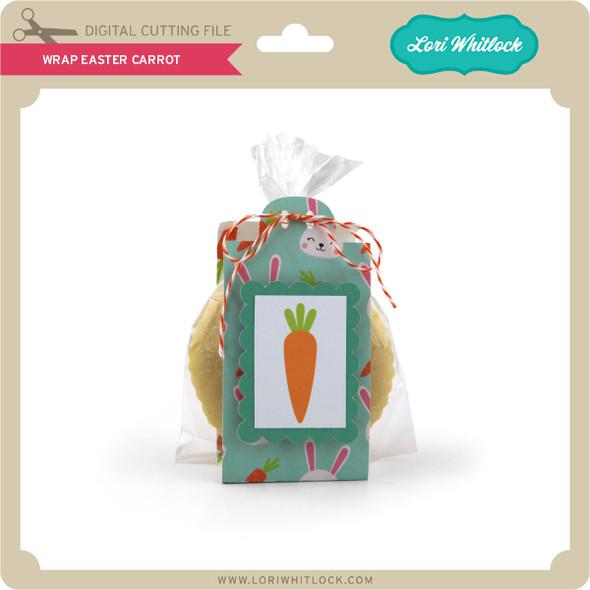 Wrap Easter Carrot
