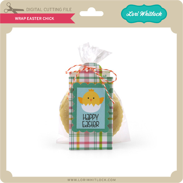 Wrap Easter Chick
