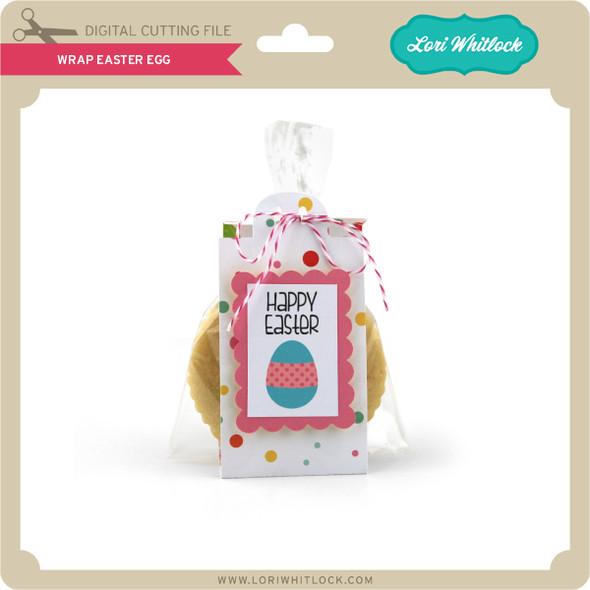 Wrap Easter Egg