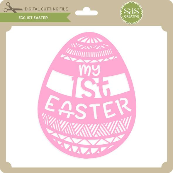 Egg 1st Easter