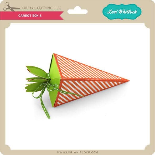 Carrot Box 5