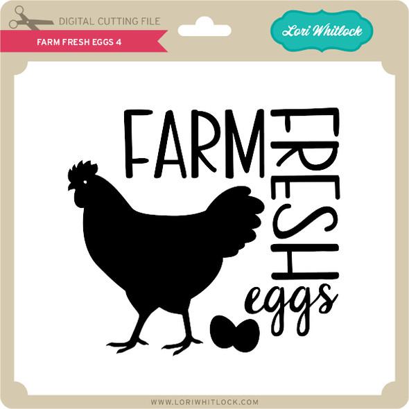 Farm Fresh Eggs 4