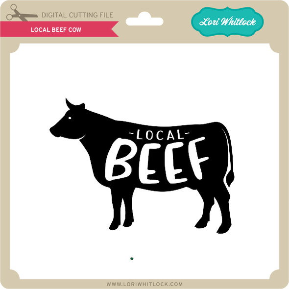 Local Beef Cow