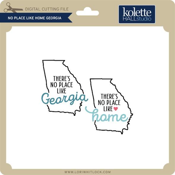 No Place Like Home Georgia
