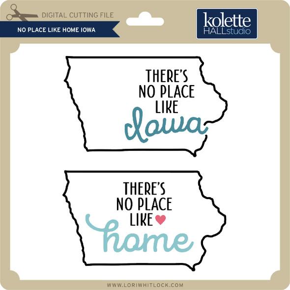 No Place Like Home Iowa