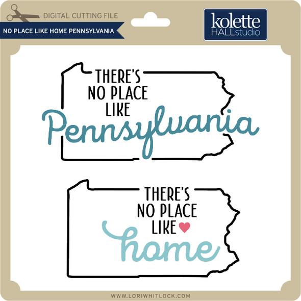 No Place Like Home Pennsylvania