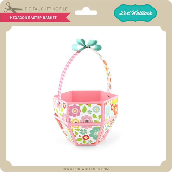 Hexagon Easter Basket