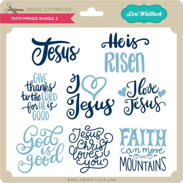 Faith Phrase Bundle 2