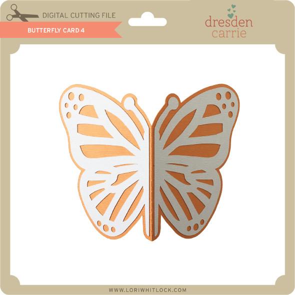 Butterfly Card 4